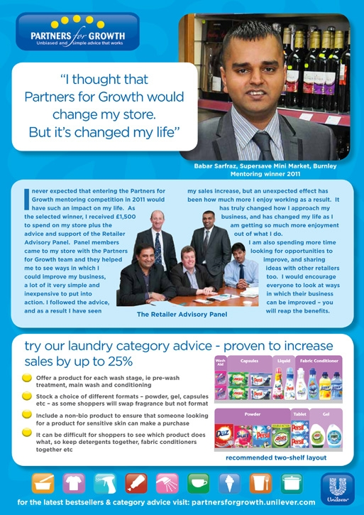 Partners for Growth Advertising